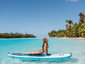8 Days Meditation and SUP Yoga Retreat in French Polynesia