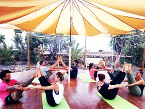 8 Days New Year Special Yoga Holiday in Spain
