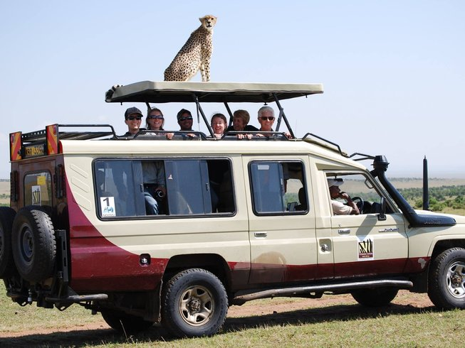 8 Days Highlights of Tanzania Safari
