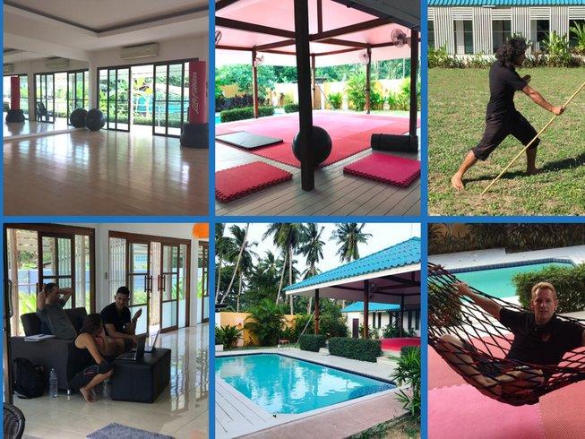 1 Year Martial Arts Instructor Program in Thailand