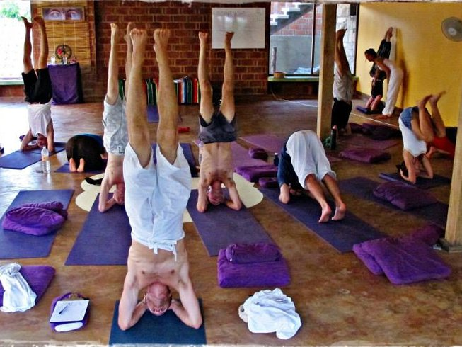 4 Days Dark Room & Advance Yoga Retreat in Mexico