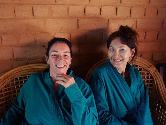 22 Days Pilgrimage Ayurveda and Yoga Retreat in India