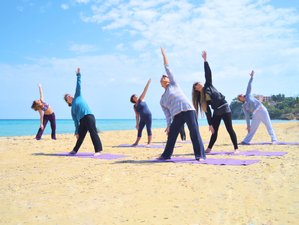7 Days over 50's Wellness, Cleanse and Detox Yoga Retreat in Ionian Islands, Greece