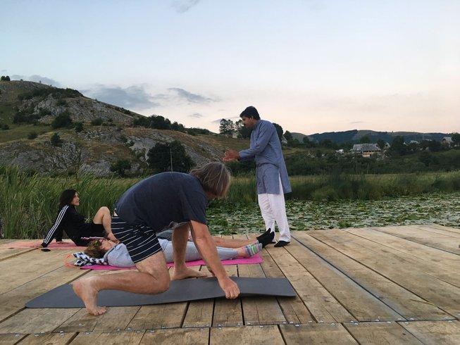 6 jours passionnants en stage de yoga à Dubai, Inde