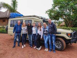4 Days Secrets of Tanzania Camping Safari in Lake Manyara, Tarangire, and Ngorongoro Crater