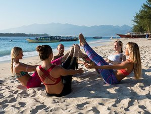 28 Days Breathe, Flow, Transform 200 Hour Gili Yoga Teacher Training in Gili, Indonesia