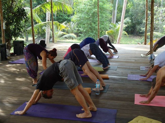 29 Days Awakening & Healing Yoga Holiday in Thailand