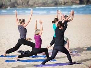 7-Daagse Familie Surf en Yoga Retraite in Portugal
