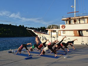 8 Days Fitness, Cruise, and Yoga Retreat in Croatia