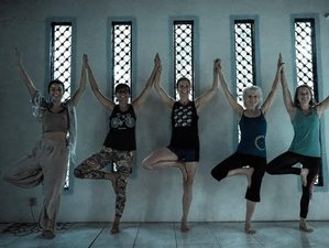 29 Days 500-Hour Advanced Yoga Therapy Teacher Training in India