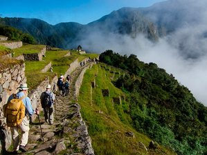 4 Day Total Adventure Inca Trail Trekking, Camping, and Wildlife Tour in Peru