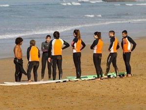 15 Day Coaching Surf Camp Tamraght, Souss-Massa
