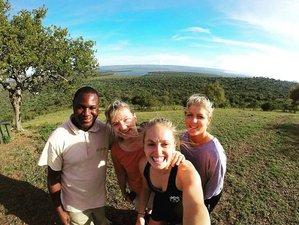 11 Days Gourmet South Africa Safari Holiday