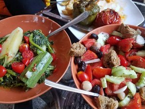 8 Days Raw / Vegan Cooking and Yoga Holiday in Crete, Greece