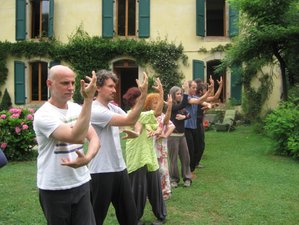 7 Days I Ching Ba Gua Circle Walking and Meditation Retreat in French Pyrénées, France