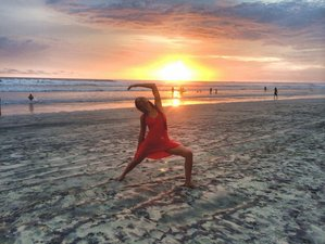 7 Days Girls Surf and Yoga Holiday in Costa Rica