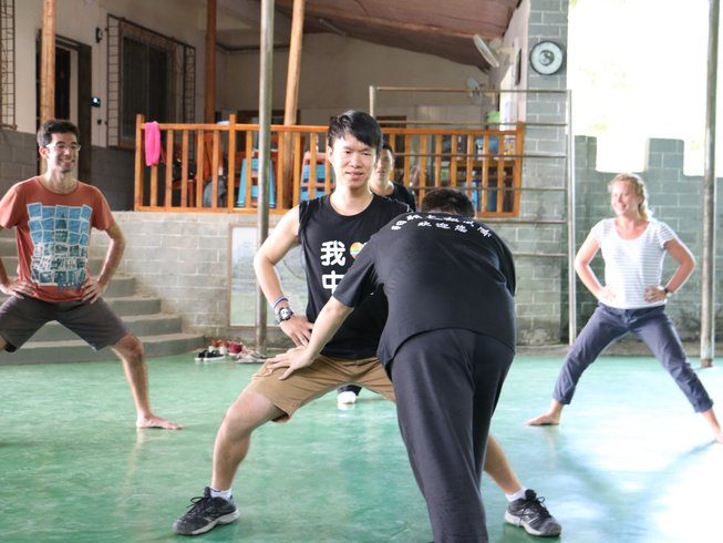 28 Days Chinese Language and Chen Tai Chi Training in Yangshuo, China