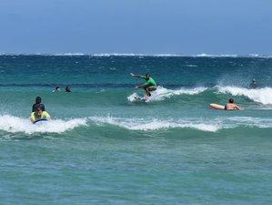3 Days All Levels Surf Camp in Nadi, Fiji
