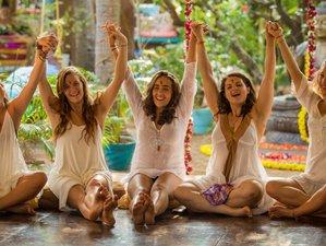 22 Days 200-Hour Ashtanga Vinyasa Yoga Teacher Training in Goa, India