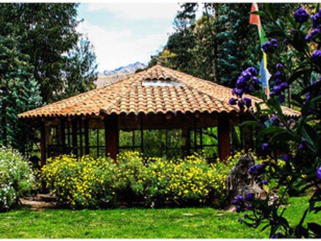 25-Daagse 200-urige Yoga Docententraining in Cuzco, Peru