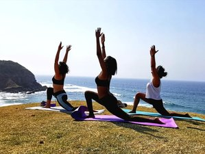 4 Day Grounding Experience of Hike and Yoga Holiday in Coffee Bay