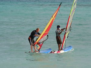 7 Days Refreshing Wind Surf Camp in Christ Church, Barbados