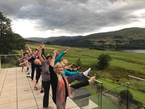 6 Days Luxury Yoga Retreat in the Scottish Highlands, UK
