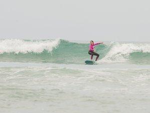 4 Days Exhilarating Women's Surf Camp in Florianopolis, Brazil