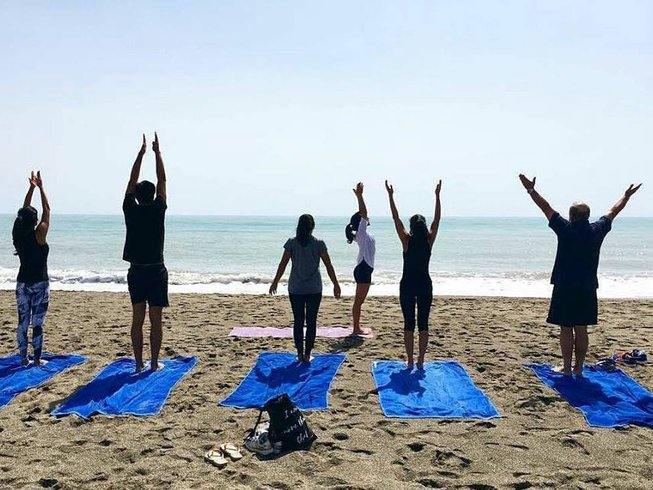 7 días de meditación y retiro de yoga en Kissamos, Grecia