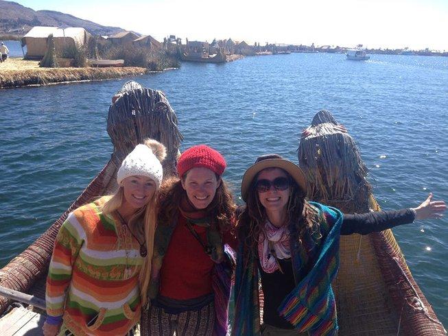 7 Days Magical Meditation Retreat in Lake Titicaca, Peru