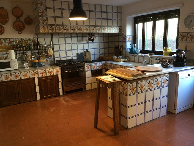 7 Days Cooking Vacations in Manziana, Italy