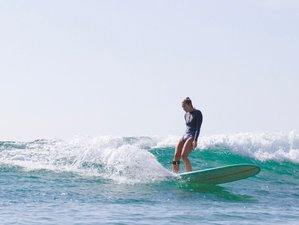 4 Days Thrilling Women's Surfing and Yoga Retreat in Galicia, Spain
