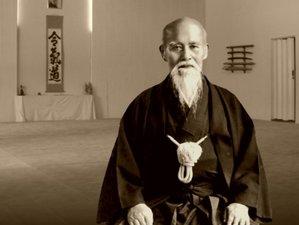 4 Day of Aikido, Kototama, Inochi & Self Defense Training in Marrakech
