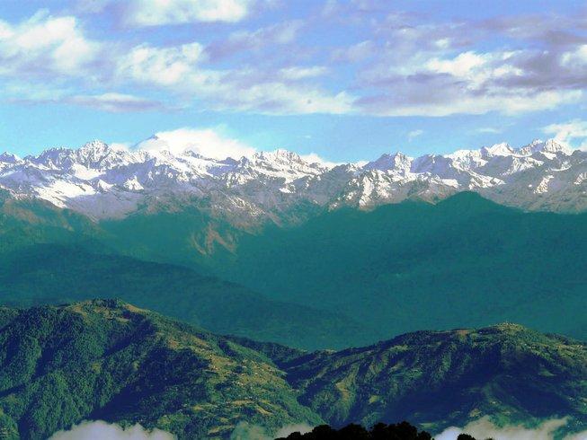 4 Days Hiking and Yoga Retreat in Kathmandu Valley, Nepal
