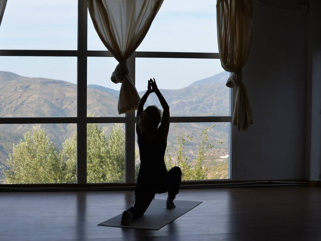 28 Days 200hr Intensive Yoga Teacher Training in Spain