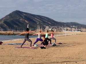 6 Days Family Yoga Retreat in Spain