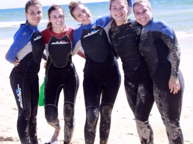8 Tage Surf und Yoga Reise nach Spanien