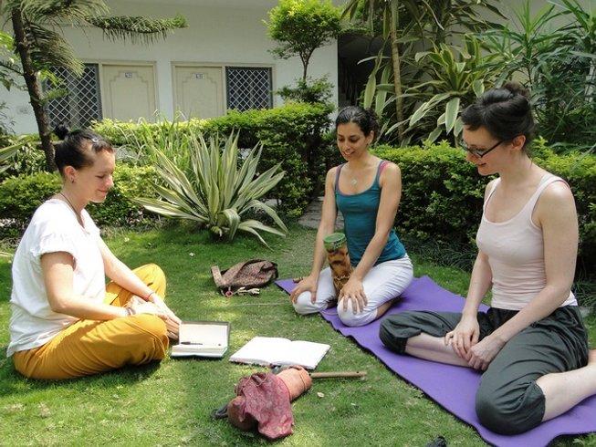 7 Days Yoga for Beginners in Rishikesh Yog Peeth, India
