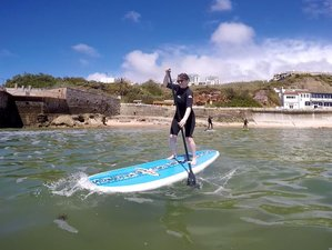 8 Days SUP Yoga Retreat Portugal in Peniche