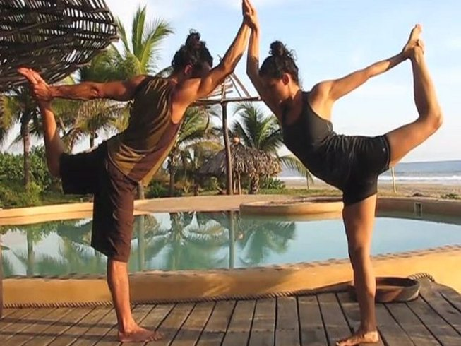 6 Days Giving and Receiving Yoga Retreat in Mexico
