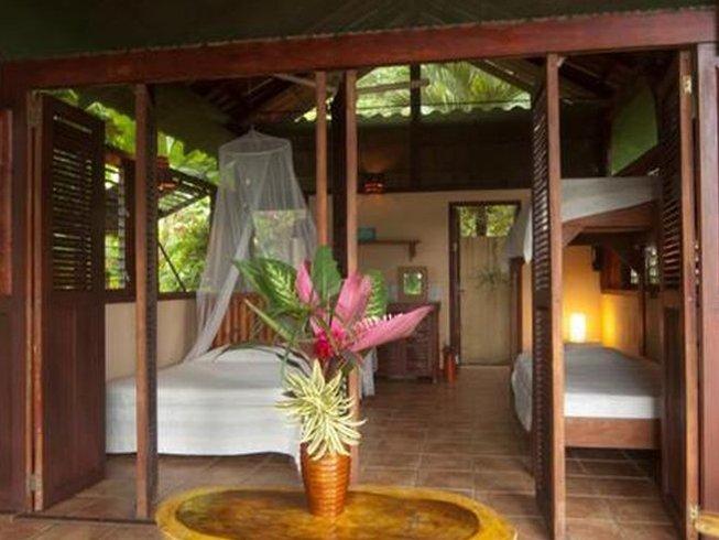 6 Days Surf and Yoga Retreat / Aerial Silk Costa Rica