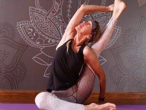 28 Tage 200-Stunden Hatha Yogalehrer Ausbildung in der Wunderschönen Stadt Cuenca