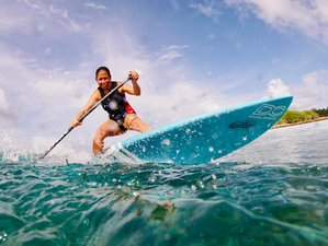 11 Day Luxury Liveaboard SUP Sailing Holiday in the Malé