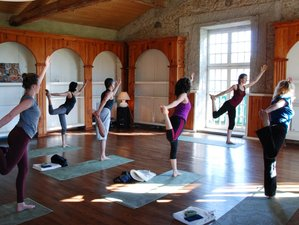 8 Days Summer Yoga Retreat in France