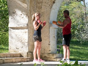 6 Day Fitness Holiday and Wellness Retreat at a Restored Medieval Chateau in Homps, Southern France