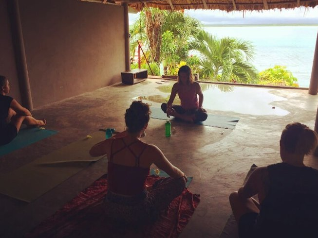 14 días tour de meditación y retiro de yoga en México