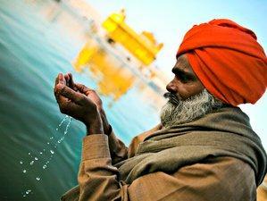 13 Days Spiritual Yoga Holiday in India