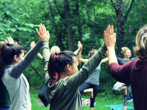 4 Day Session 3 Back to Nature Women's Yoga Retreat in Marcola, Oregon