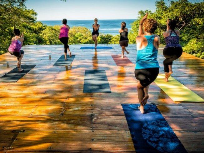 6 jours en stage de yoga et aventure écologique à Puerto Plata, République Dominicaine