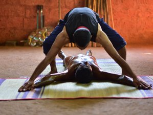 30 Day Weight Loss Program with Kalaripayattu Massage in Wayanad